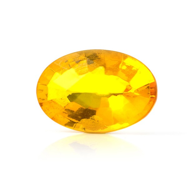 Natural amber, golden, faceted, diagonal chessboard pattern, oval, 16 x 12 mm