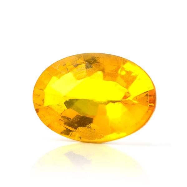 Natural amber, golden, faceted, diagonal chessboard pattern, oval, 20 x 15 mm